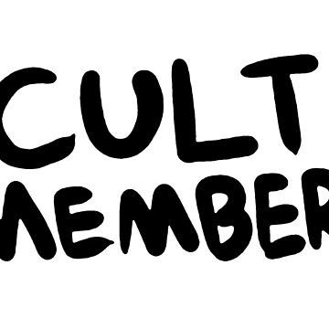 Cult Member by xedouteyes