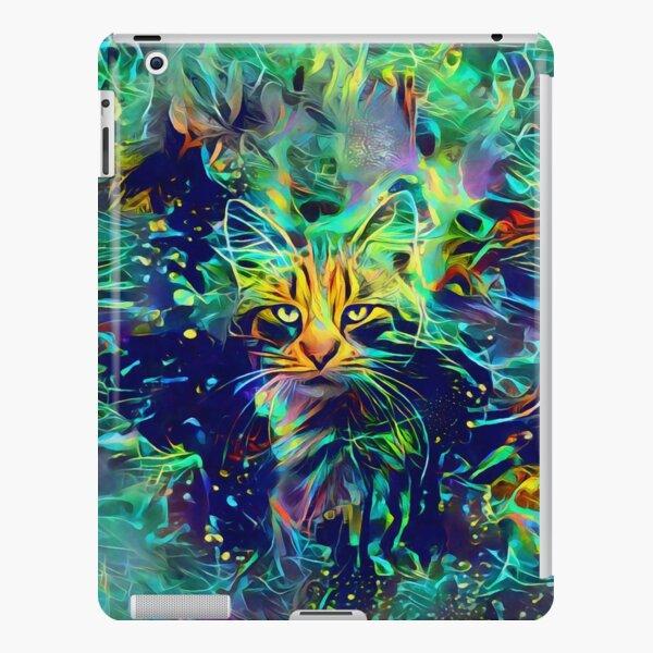 Deep Style Cat iPad Snap Case