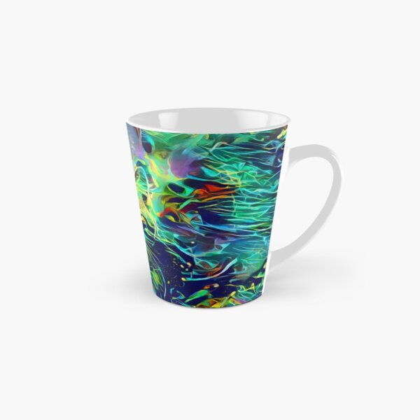 Deep Style Cat Tall Mug