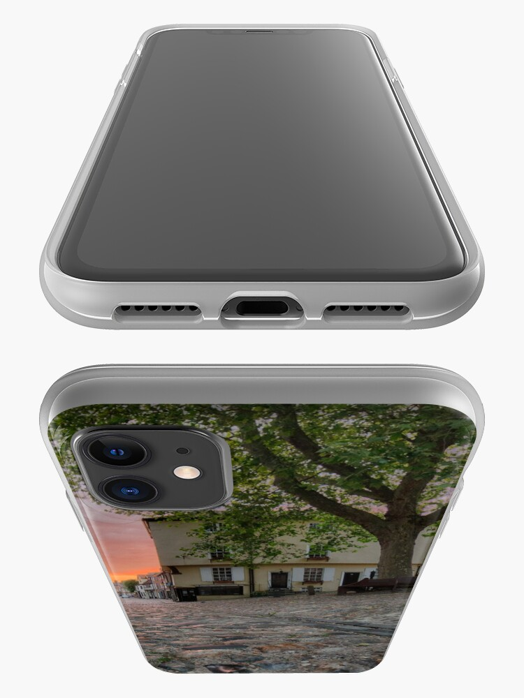 Alternate view of  Elm Hill Dawn iPhone Case & Cover