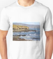 Carcass Island in The Falklands T-Shirt