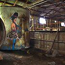 Tub Girl by Reg  Lyons