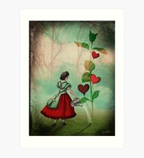 The Seeds of Love Art Print