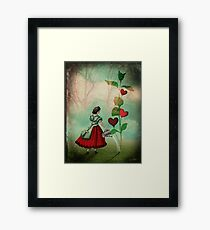 The Seeds of Love Framed Print