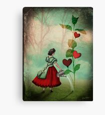 The Seeds of Love Canvas Print