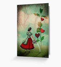 The Seeds of Love Greeting Card