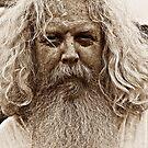 Portrait in Sepia by David Carton
