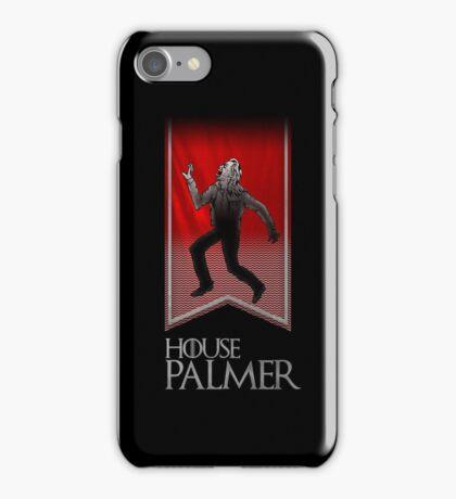 House Palmer iPhone Case/Skin
