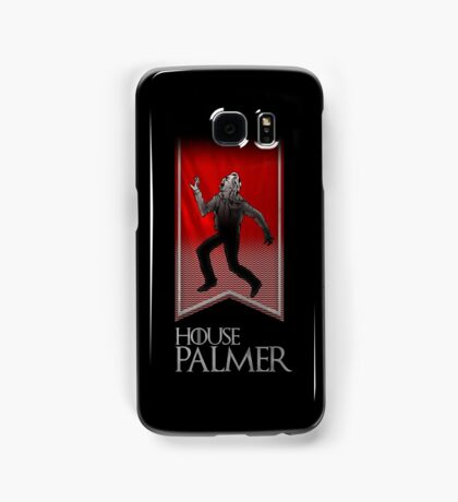 House Palmer Samsung Galaxy Case/Skin