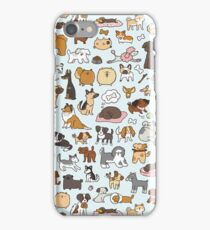 Doggy Doodle iPhone Case/Skin