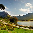 Buttermere Light by Brian Kerr