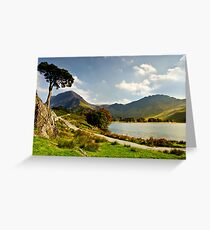 Buttermere Light Greeting Card
