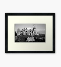 Ducketts Grove in County Carlow Framed Print
