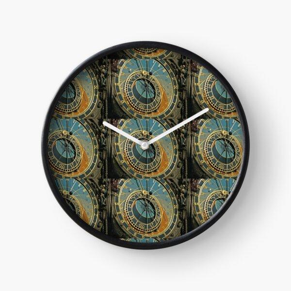 Prague Astronomical Clock, Czech Republic Clock