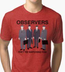 Observers Tri-blend T-Shirt