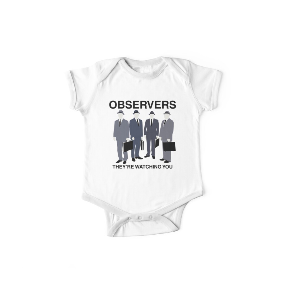 Observers by DetourShirts