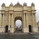 Brandenburg Gate in Potsdam by orko