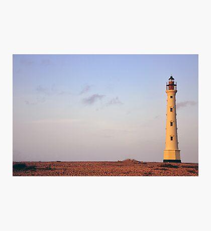 California Light Aruba Photographic Print