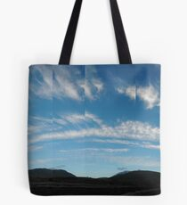 Clouds at Cuil Bay, looking South Tote Bag