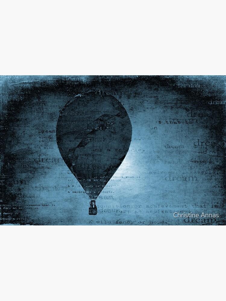 Flying in a Blue Dream by 2Bricks