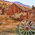 Bannack, Montana (USA) by rocamiadesign