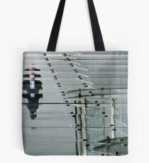 Corporate schizophrenia Tote Bag