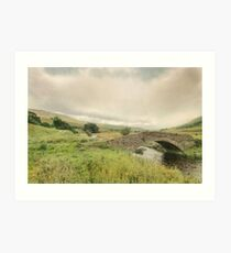 Summer  In Mallerstang Art Print