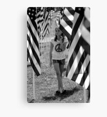 Remembering 9/11 Canvas Print