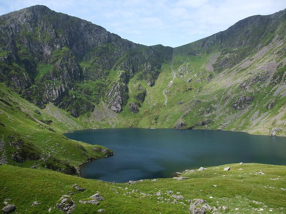 Cadar Idris, Wales by Pamela Kiely