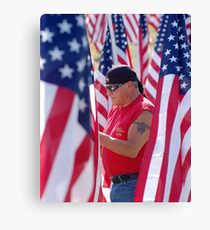 Even the Tough Guys Need to Heal Canvas Print
