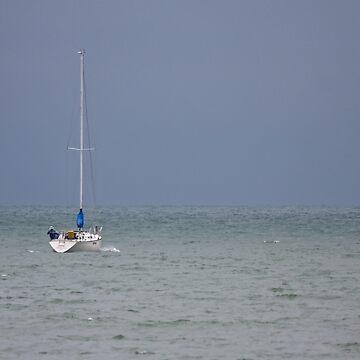 Sail Boat by SirEagle