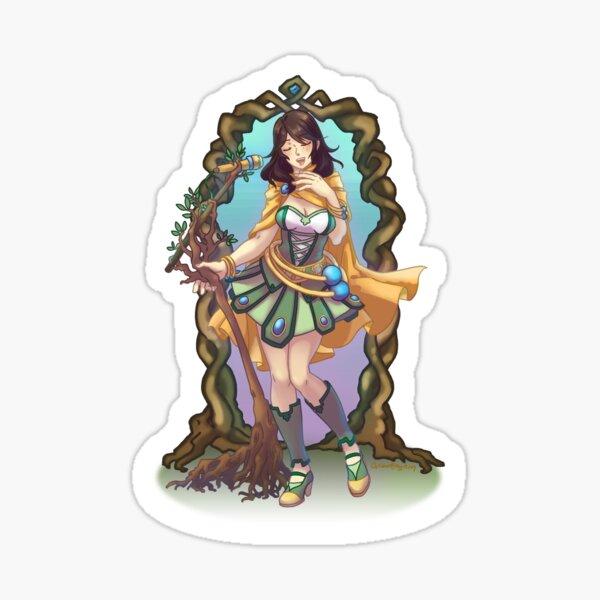 Vocaloid Avanna Sticker
