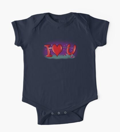 I Heart you Kids Clothes