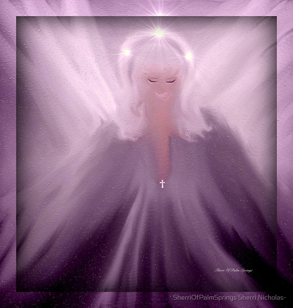 ANGEL OF HOPE AND PROTECTION...LIBRA... by Sherri Palm Springs  Nicholas