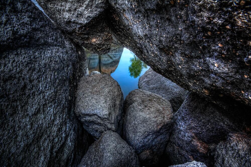 Rough Glass by Bob Larson