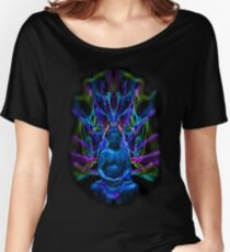 Psychedelic Buddah Women's Relaxed Fit T-Shirt