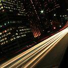 Sydney Light Trails by Ryan Conyers