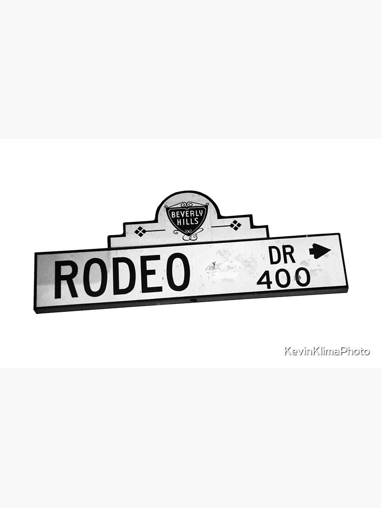 Rodeo Drive by KevinKlimaPhoto