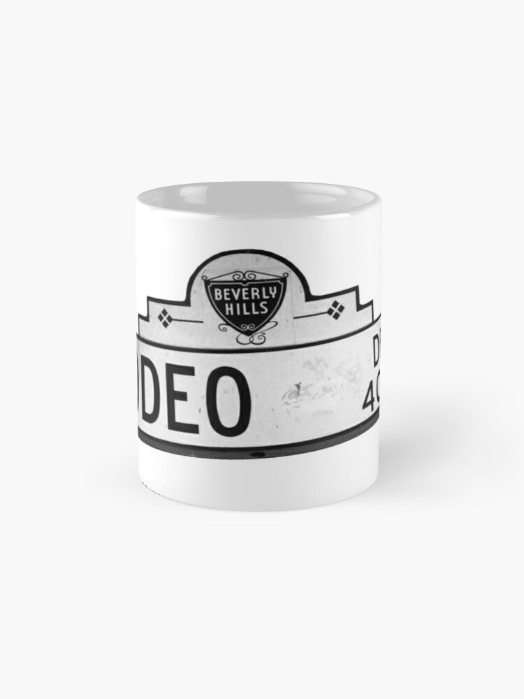 Alternate view of Rodeo Drive Mug