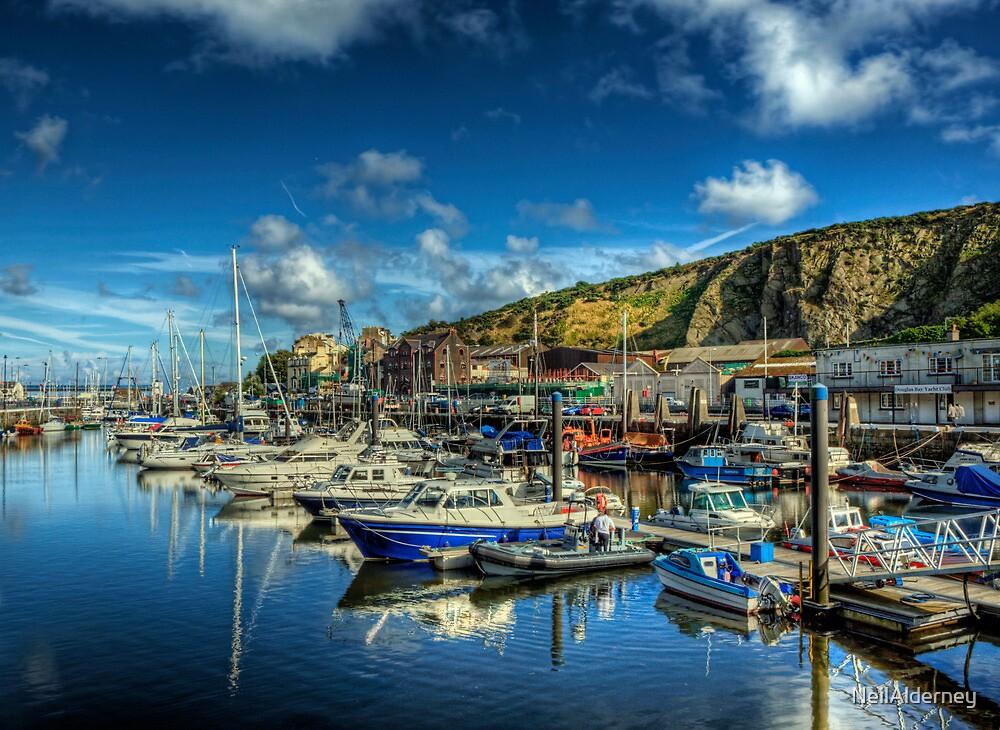 The Marina in Douglas, Isle of Man by NeilAlderney