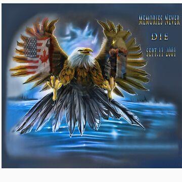 Memories Never Die Tribute 9/11 by Rapture777