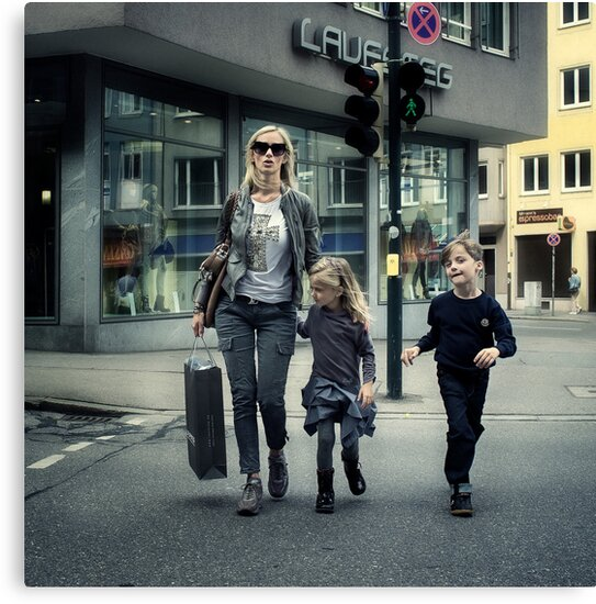High-end shopping. by Farfarm