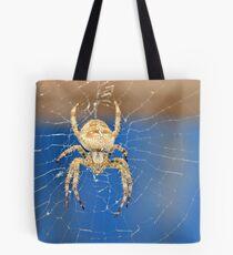 Spider Spider Tote Bag