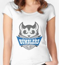 The Mid-World Bumblers Women's Fitted Scoop T-Shirt