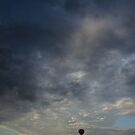 Hot air balloon flight 3 by agenttomcat
