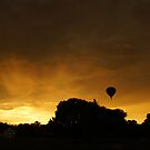 Hot air balloon flight 8 by agenttomcat
