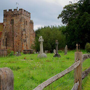 St Thomas Becket Church, Brightling by RWTA