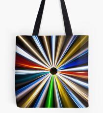 Colorful Eclipse 1 Tote Bag