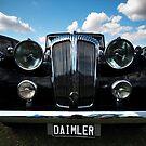 Daimler by Roger Barnes