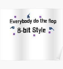 8-Bit Poster
